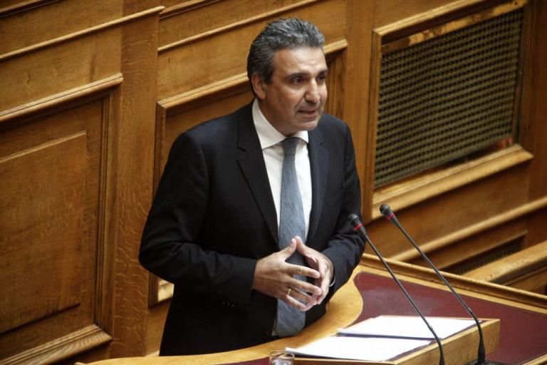 Ο Αριστείδης Φωκάς ανακοίνωσε την αποχώρησή του από την Ένωση Κέντρου | tovima.gr
