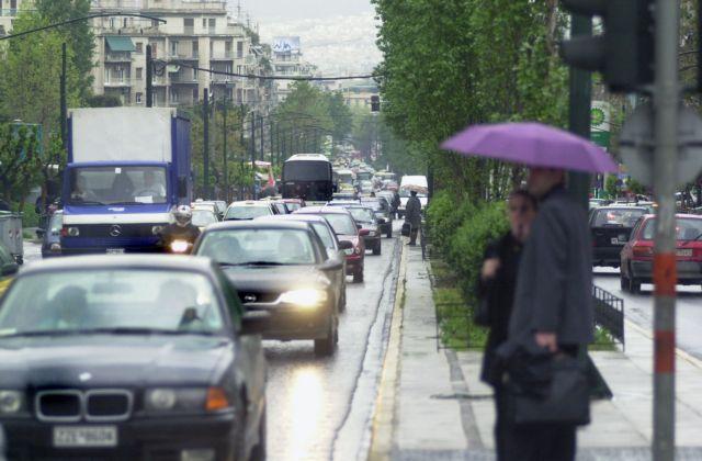 «Μπλόκο» στους δρόμους από την κακοκαιρία   tovima.gr