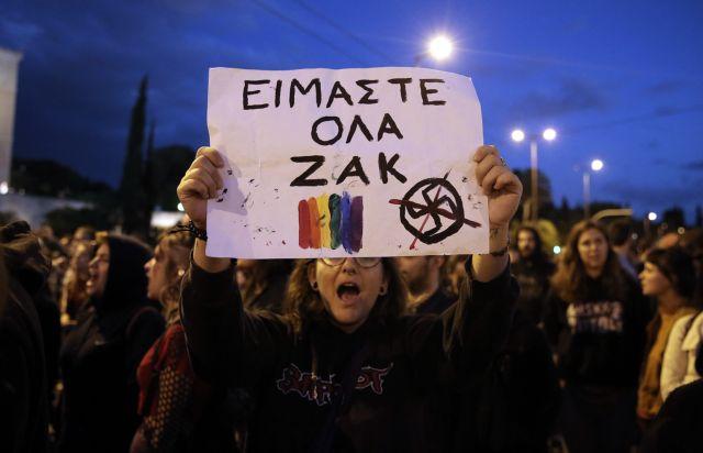 Δικηγόρος οικογένειας Κωστόπουλου: Παράνομη η βία της ΕΛ.ΑΣ | tovima.gr