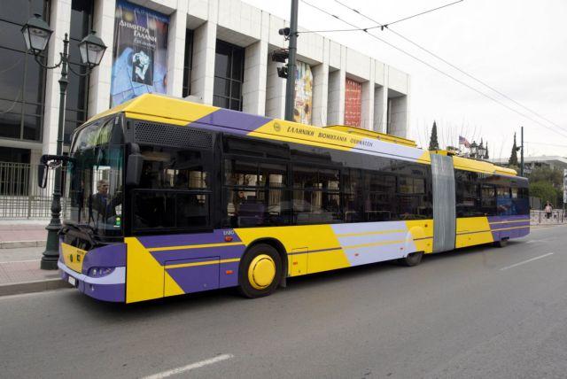 Στάση εργασίας στα τρόλεϊ την Τρίτη 2 Οκτωβρίου | tovima.gr