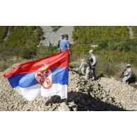 Αποχώρησε η αστυνομία του Κοσσόβου από τη λίμνη Γκάζιβοντε   tovima.gr