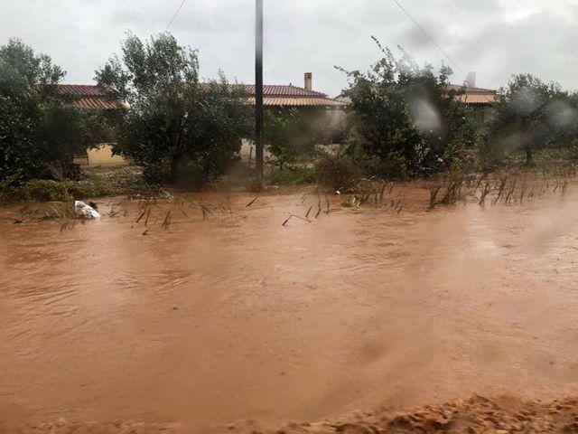 Εύβοια: Αγνοούμενοι λόγω της κακοκαιρίας | tovima.gr