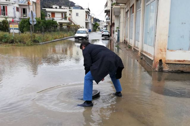 «Ζορμπάς»: Ο εξασθενημένος κυκλώνας κινείται βορειοανατολικά | tovima.gr