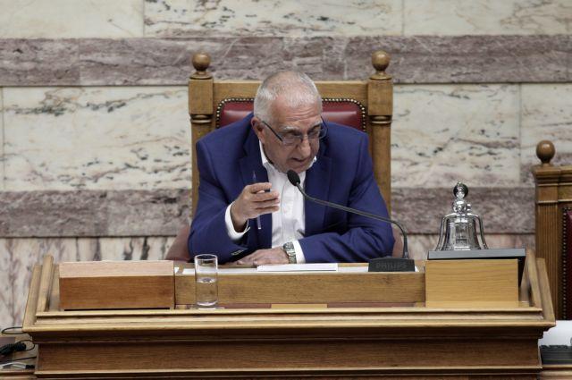 Κακλαμάνης: Αν η συμφωνία δεν κυρωθεί από τη Βουλή, η ΝΔ δεν θα την ψηφίσει ως κυβέρνηση | tovima.gr