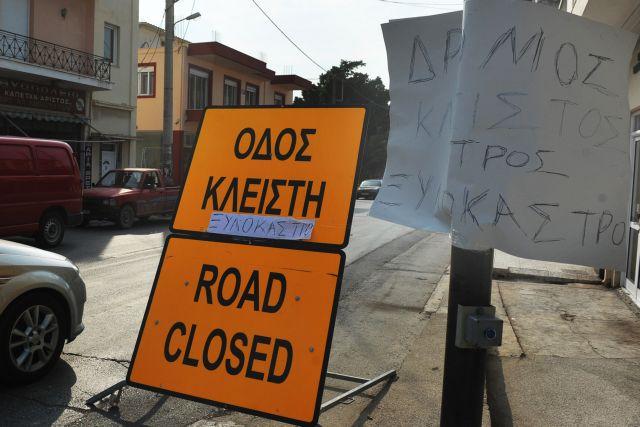 Ξεκίνησε η αποκατάσταση των καταστροφών από τον κυκλώνα στο Ξυλόκαστρο   tovima.gr