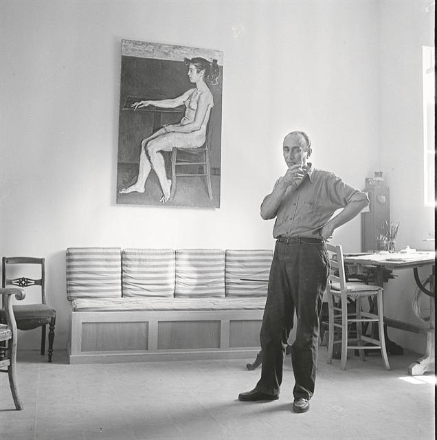 Ο γνωστός και ο άγνωστος Γιάννης Μόραλης | tovima.gr
