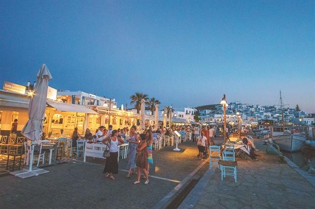«Φουλάρει» ο τουρισμός   tovima.gr