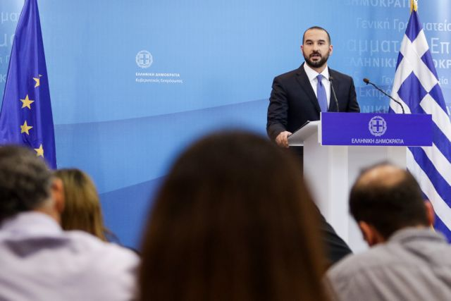 Τζανακόπουλος: Υπερασπίζεται τον Καμμένο για τις δηλώσεις περί ακυρότητας του δημοψηφίσματος | tovima.gr
