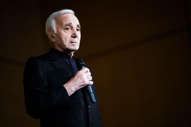 Πέθανε ο θρύλος της γαλλικής μουσικής Σαρλ Αζναβούρ   tovima.gr