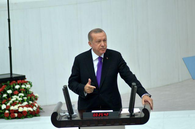 Ερντογάν κατά ΗΠΑ: Είναι αδύνατο για οποιαδήποτε χώρα να τις εμπιστευθεί | tovima.gr