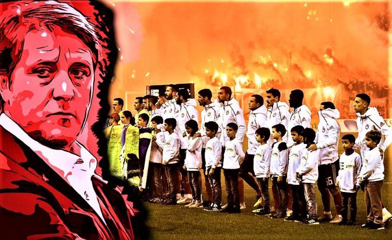 Το χάνουν οι παίκτες, όχι ο προπονητής! | tovima.gr