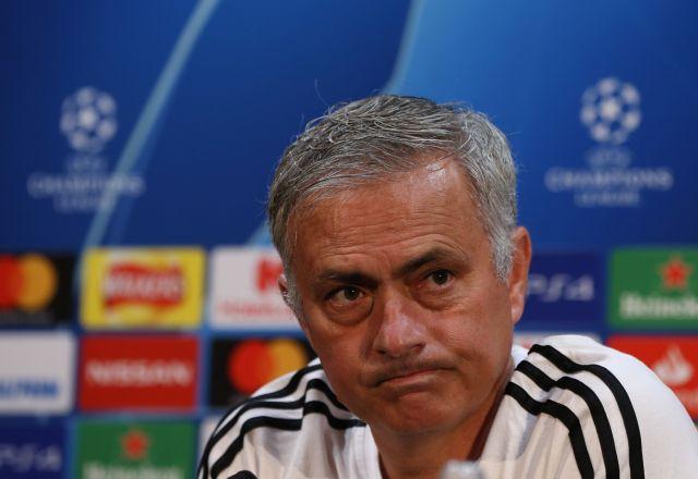 Μουρίνιο: «Δεν νοιάζονται όλοι το ίδιο για την ομάδα» | tovima.gr