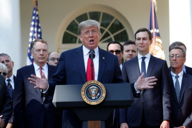 Η NAFTA πέθανε, ζήτω η… USMCA | tovima.gr