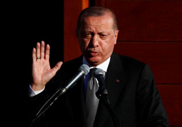 Ερντογάν: Νέες προκλητικές δηλώσεις απέναντι σε Αθήνα και Λευκωσία | tovima.gr