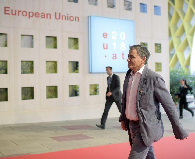 Τσακαλώτος: Είμαι πολύ αισιόδοξος ότι δεν θα κοπούν οι συντάξεις | tovima.gr