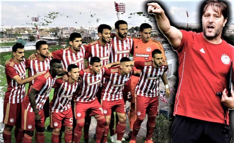 Μήνυμα Μαρτίνς στους παίκτες: «Ψηλά το κεφάλι και συνεχίζουμε»   tovima.gr