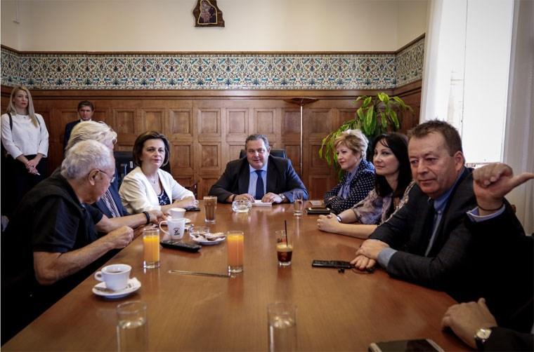Καμμένος: Δικαιωθήκαμε – Η συμφωνία με τον Τσίπρα πάει για πολύ μετά τον Μάρτιο | tovima.gr