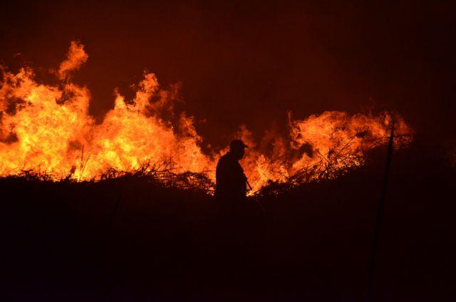 Ερευνα : Εκτεταμένες πυρκαγιές στο μεσογειακό νότο αν αυξηθεί η παγκόσμια θερμοκρασία | tovima.gr