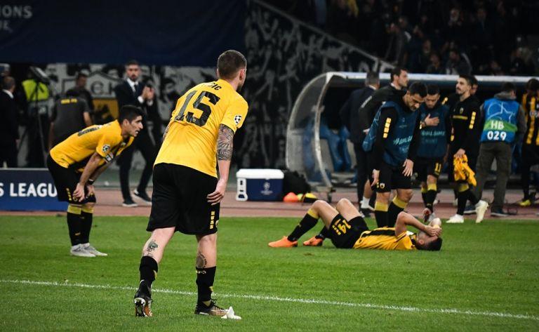 AEK: Θλάση ο Πόνσε, εκτός με Ολυμπιακό -Κάκωση ο Οικονόμου!   tovima.gr