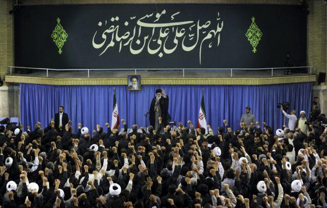 Χαμενεΐ: Οι πιέσεις των ΗΠΑ δημιουργούν προβλήματα στον λαό του Ιράν   tovima.gr
