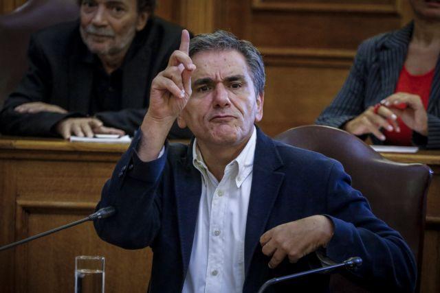 Τσακαλώτος: Μην λέτε ότι οι τράπεζες καταρρέουν, δεν είναι σωστό και δεν είναι αλήθεια | tovima.gr