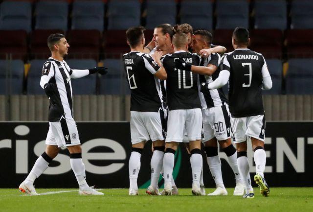 Europa League: ΜΠΑΤΕ Μπορίσοφ – ΠΑΟΚ (1-4, τελικό) | tovima.gr