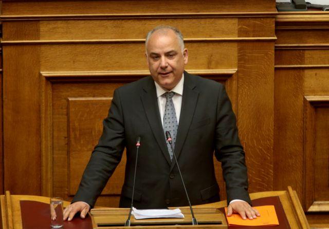 Σαρίδης: Δεν δίνω ψήφο εμπιστοσύνης στην κυβέρνηση | tovima.gr