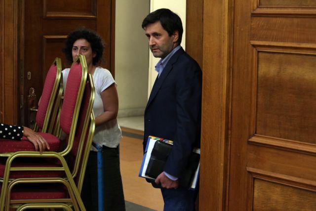 Χουλιαράκης: Ευχές στη ΝΔ για τα γενέθλιά της με προτροπές για αναστοχασμό   tovima.gr