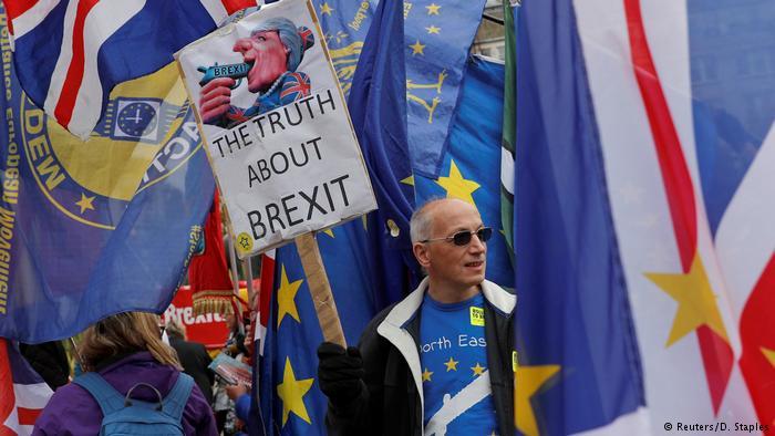 DW : Προς Brexit χωρίς συμφωνία; | tovima.gr