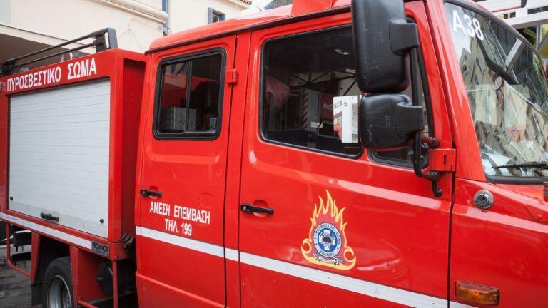 Πυρκαγιά σε κτήριο στο Μεταξουργείο | tovima.gr