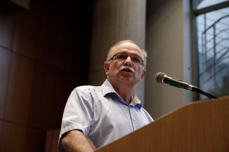 Παπαδημούλης: Η Κομισιόν είπε «ναι» στο ελληνικό προϋπολογισμό και «όχι» στον ιταλικό | tovima.gr