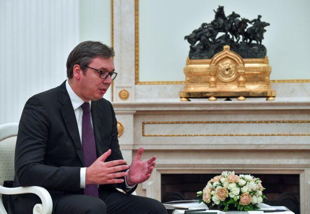 Πρόεδρος Σερβίας: Δεν αποκλείω αιματοκύλισμα στα Βαλκάνια | tovima.gr