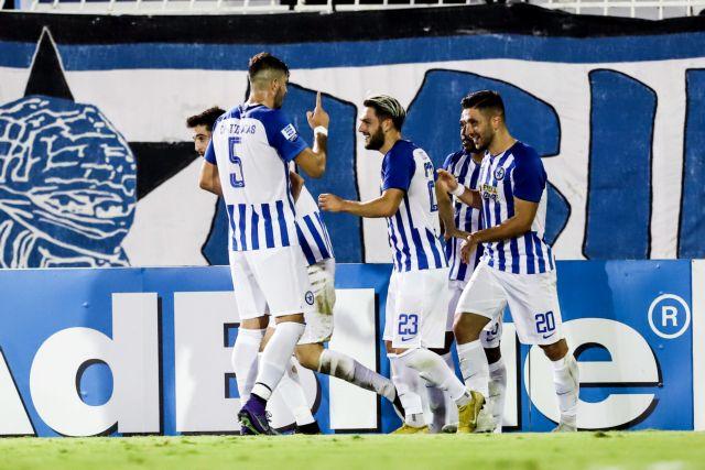 Συνεχίζει εντυπωσιακά ο Ατρόμητος, 1-0 τον ΠΑΣ   tovima.gr