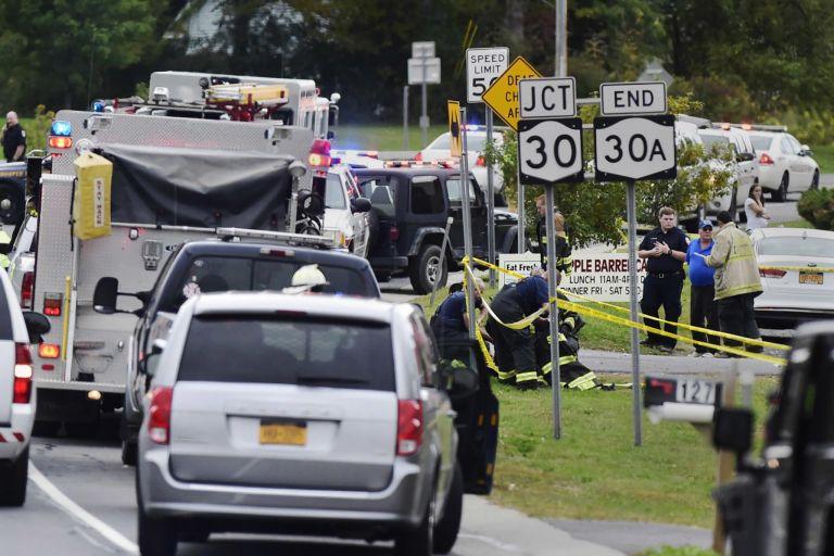 Τροχαίο με είκοσι νεκρούς στη Νέα Υόρκη | tovima.gr