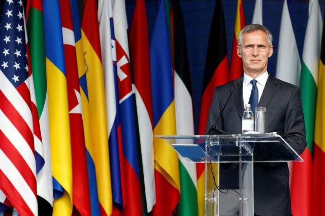 Στόλτενμπεργκ: Συμφωνία Αθήνας – Σκοπίων για την είσοδο της πΓΔΜ στο NATO | tovima.gr