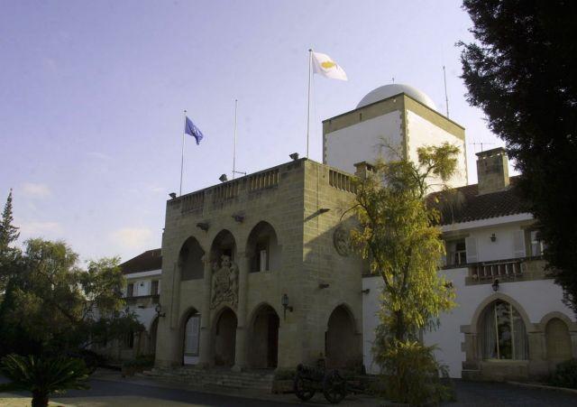 Κύπρος: Προβληματισμός στο προεδρικό για δηλώσεις του προέδρου ΔΗΣΥ για το Κυπριακό | tovima.gr