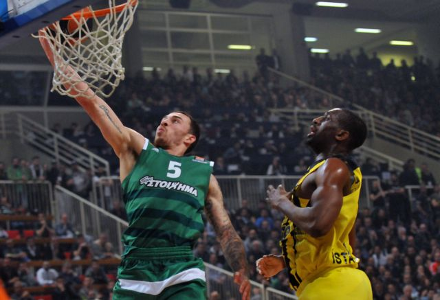 Μάικ Τζέιμς: «Nα εκτιμάτε τους παίκτες του Παναθηναϊκού» | tovima.gr