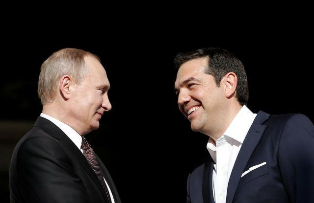 Ξεκίνησαν οι προετοιμασίες για τη συνάντηση Πούτιν – Τσίπρα στη Μόσχα | tovima.gr