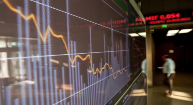 Χρηματιστήριο : Πτώση 2,43% την Τρίτη | tovima.gr