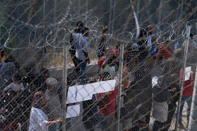 Σάμος: Μετεγκατάσταση του Κέντρου Υποδοχής Προσφύγων | tovima.gr