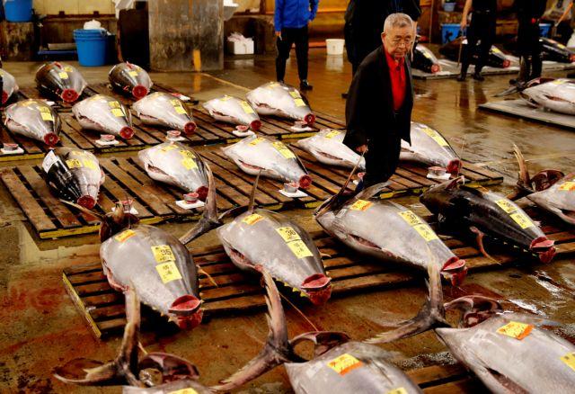 Τόκιο : Αλλάζει τοποθεσία η διάσημη ψαραγορά Τσουκίτζι | tovima.gr