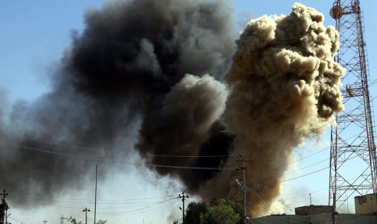 Συναγερμός στην Ουκρανία: Εκρηξη σε αποθήκη πυρομαχικών   tovima.gr