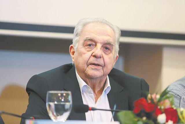 Συνάντηση Φλαμπουράρη – Ένωσης Ελληνικών Τραπεζικών στο Μαξίμου | tovima.gr