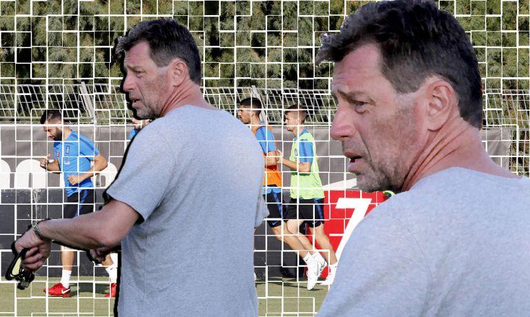 Σκίμπε: «Έχω μιλήσει με Βλαχοδήμο, θα πάρουν την απόφαση οι FIFA και UEFA» | tovima.gr