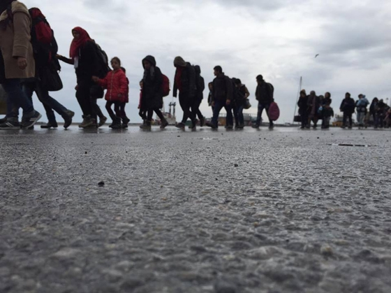 Major increase in migrant flows after Ankara loosens border, Athens protests | tovima.gr