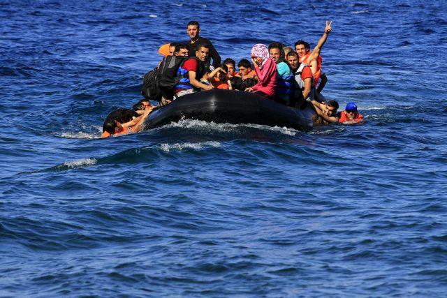 Ναυάγιο με πρόσφυγες ανοιχτά της Χίου – 4 νεκροί και 30 αγνοούμενοι   tovima.gr