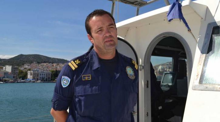 Κυριάκος Παπαδόπουλος : Πέθανε ο υποπλοίαρχος του Λιμενικού , γνωστός για τη δράση του στο προσφυγικό   tovima.gr