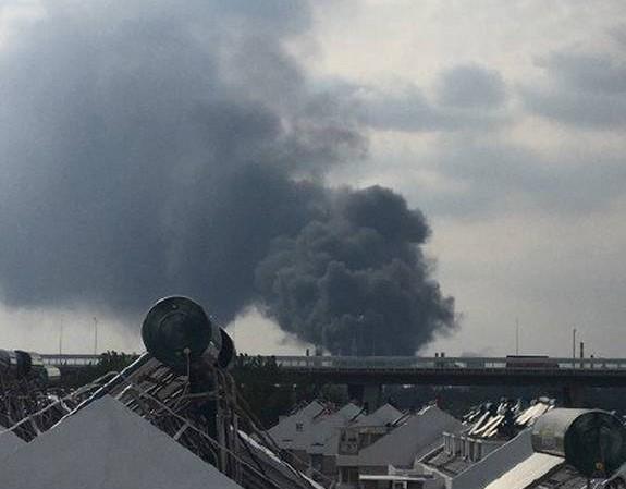 Βοσνία : Εκρηξη σε διυλιστήριο πετρελαίου – 8 τραυματίες | tovima.gr