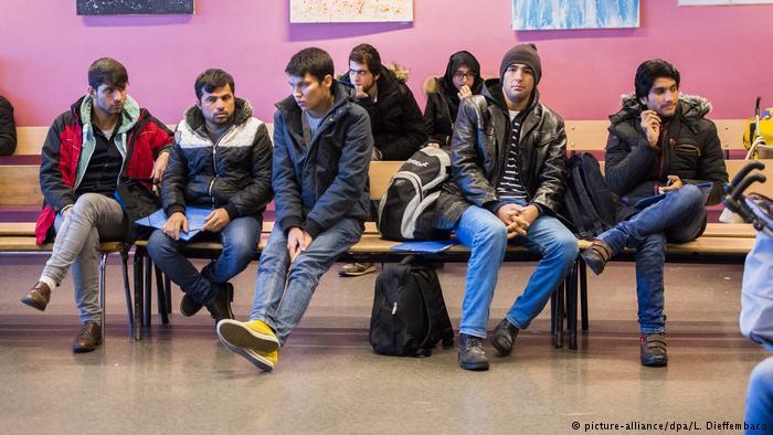 DW: Το Βέλγιο ως χώρα διέλευσης προσφύγων | tovima.gr