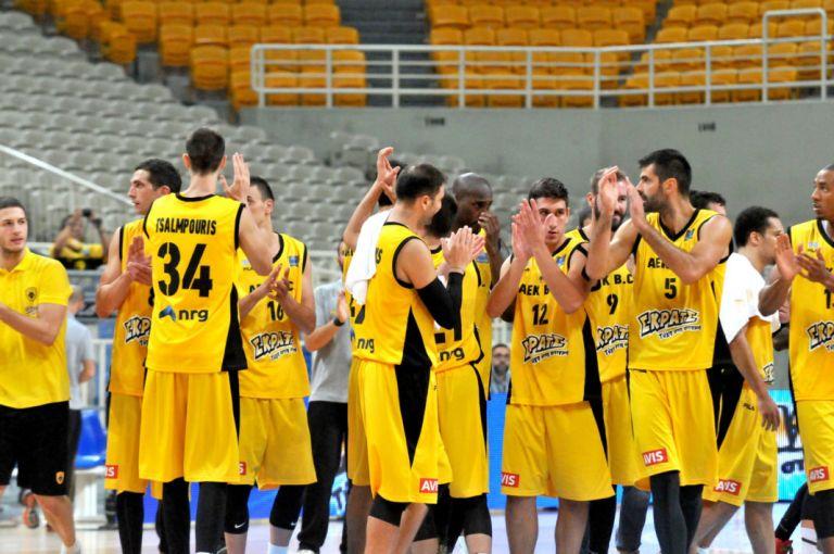 Τα «έχει» 600 η ΑΕΚ στην Basket League | tovima.gr